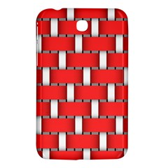 Weave And Knit Pattern Seamless Background Wallpaper Samsung Galaxy Tab 3 (7 ) P3200 Hardshell Case