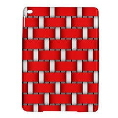 Weave And Knit Pattern Seamless Background Wallpaper Ipad Air 2 Hardshell Cases