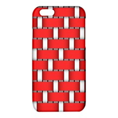 Weave And Knit Pattern Seamless Background Wallpaper iPhone 6/6S TPU Case