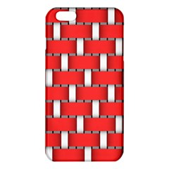Weave And Knit Pattern Seamless Background Wallpaper iPhone 6 Plus/6S Plus TPU Case
