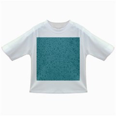 White Noise Snow Blue Infant/Toddler T-Shirts