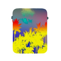 Tropical Cool Coconut Tree Apple iPad 2/3/4 Protective Soft Cases