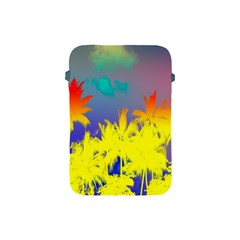 Tropical Cool Coconut Tree Apple iPad Mini Protective Soft Cases