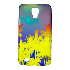 Tropical Cool Coconut Tree Galaxy S4 Active