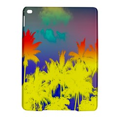 Tropical Cool Coconut Tree iPad Air 2 Hardshell Cases