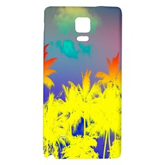Tropical Cool Coconut Tree Galaxy Note 4 Back Case