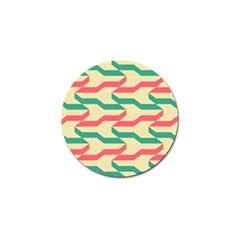 Exturas On Pinterest  Geometric Cutting Seamless Golf Ball Marker (4 pack)
