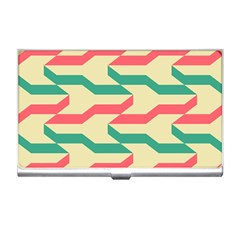 Exturas On Pinterest  Geometric Cutting Seamless Business Card Holders