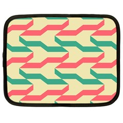 Exturas On Pinterest  Geometric Cutting Seamless Netbook Case (XL)