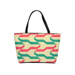 Exturas On Pinterest  Geometric Cutting Seamless Shoulder Handbags