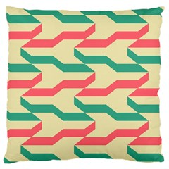 Exturas On Pinterest  Geometric Cutting Seamless Large Cushion Case (One Side)