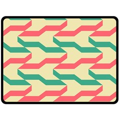 Exturas On Pinterest  Geometric Cutting Seamless Double Sided Fleece Blanket (Large)