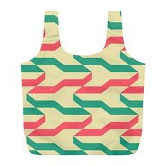 Exturas On Pinterest  Geometric Cutting Seamless Full Print Recycle Bags (L)