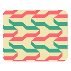 Exturas On Pinterest  Geometric Cutting Seamless Double Sided Flano Blanket (Large)