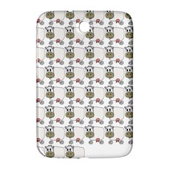 Cow Eating Line Samsung Galaxy Note 8.0 N5100 Hardshell Case