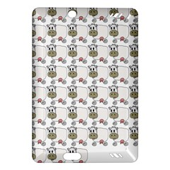 Cow Eating Line Amazon Kindle Fire HD (2013) Hardshell Case