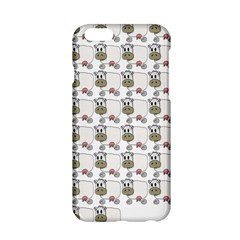 Cow Eating Line Apple iPhone 6/6S Hardshell Case