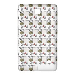 Cow Eating Line Samsung Galaxy Tab 4 (7 ) Hardshell Case