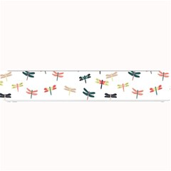 Dragonflies Animals Fly Small Bar Mats