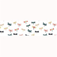 Dragonflies Animals Fly Large Bar Mats