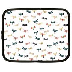 Dragonflies Animals Fly Netbook Case (XXL)