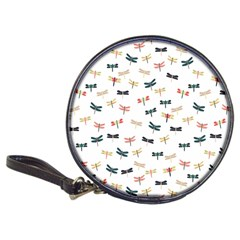Dragonflies Animals Fly Classic 20-CD Wallets