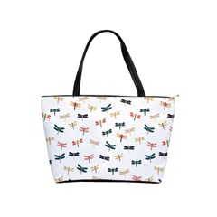Dragonflies Animals Fly Shoulder Handbags