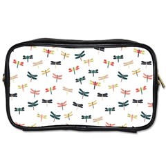 Dragonflies Animals Fly Toiletries Bags