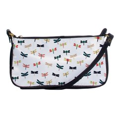 Dragonflies Animals Fly Shoulder Clutch Bags