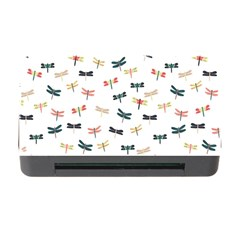 Dragonflies Animals Fly Memory Card Reader with CF