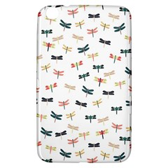 Dragonflies Animals Fly Samsung Galaxy Tab 3 (8 ) T3100 Hardshell Case