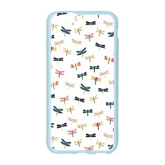 Dragonflies Animals Fly Apple Seamless iPhone 6/6S Case (Color)