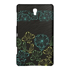 Elegant Floral Flower Rose Sunflower Samsung Galaxy Tab S (8.4 ) Hardshell Case