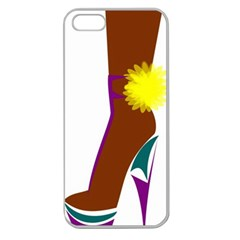 Stiletto  Apple Seamless iPhone 5 Case (Clear)