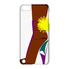 Stiletto  Apple iPod Touch 5 Hardshell Case with Stand