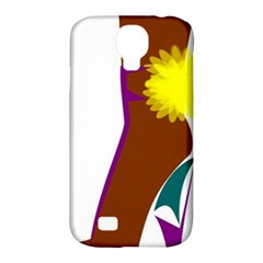 Stiletto  Samsung Galaxy S4 Classic Hardshell Case (PC+Silicone)