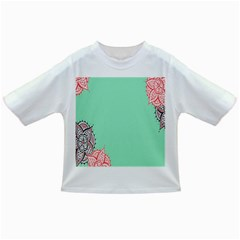 Flower Floral Green Infant/Toddler T-Shirts