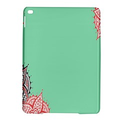 Flower Floral Green iPad Air 2 Hardshell Cases