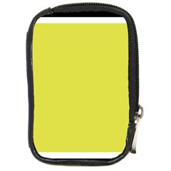Fun Little Green Wave Compact Camera Cases