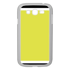 Fun Little Green Wave Samsung Galaxy Grand DUOS I9082 Case (White)