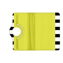 Fun Little Green Wave Kindle Fire HD (2013) Flip 360 Case