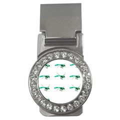 Flying Dragonfly Money Clips (CZ)