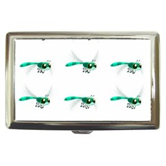 Flying Dragonfly Cigarette Money Cases