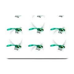 Flying Dragonfly Plate Mats