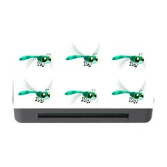 Flying Dragonfly Memory Card Reader with CF