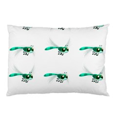 Flying Dragonfly Pillow Case (Two Sides)