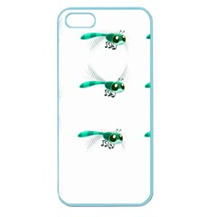Flying Dragonfly Apple Seamless iPhone 5 Case (Color)
