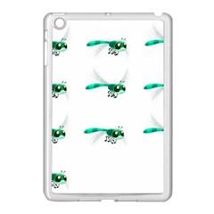 Flying Dragonfly Apple iPad Mini Case (White)