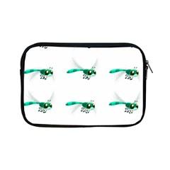 Flying Dragonfly Apple iPad Mini Zipper Cases