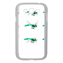 Flying Dragonfly Samsung Galaxy Grand DUOS I9082 Case (White)